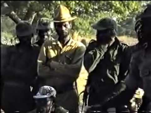 Salva Kiir guerrilla days in frontline Rumbek