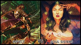 Modern Gauntlet of Greatness - Infect vs. Soul Sisters
