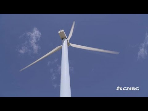 The future of wind turbines could be bladeless | Sustainable Energy