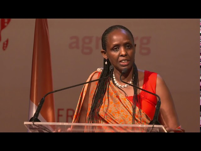 Dr Agnes Kalibata's Speech at #AGRF2017 Opening Ceremony