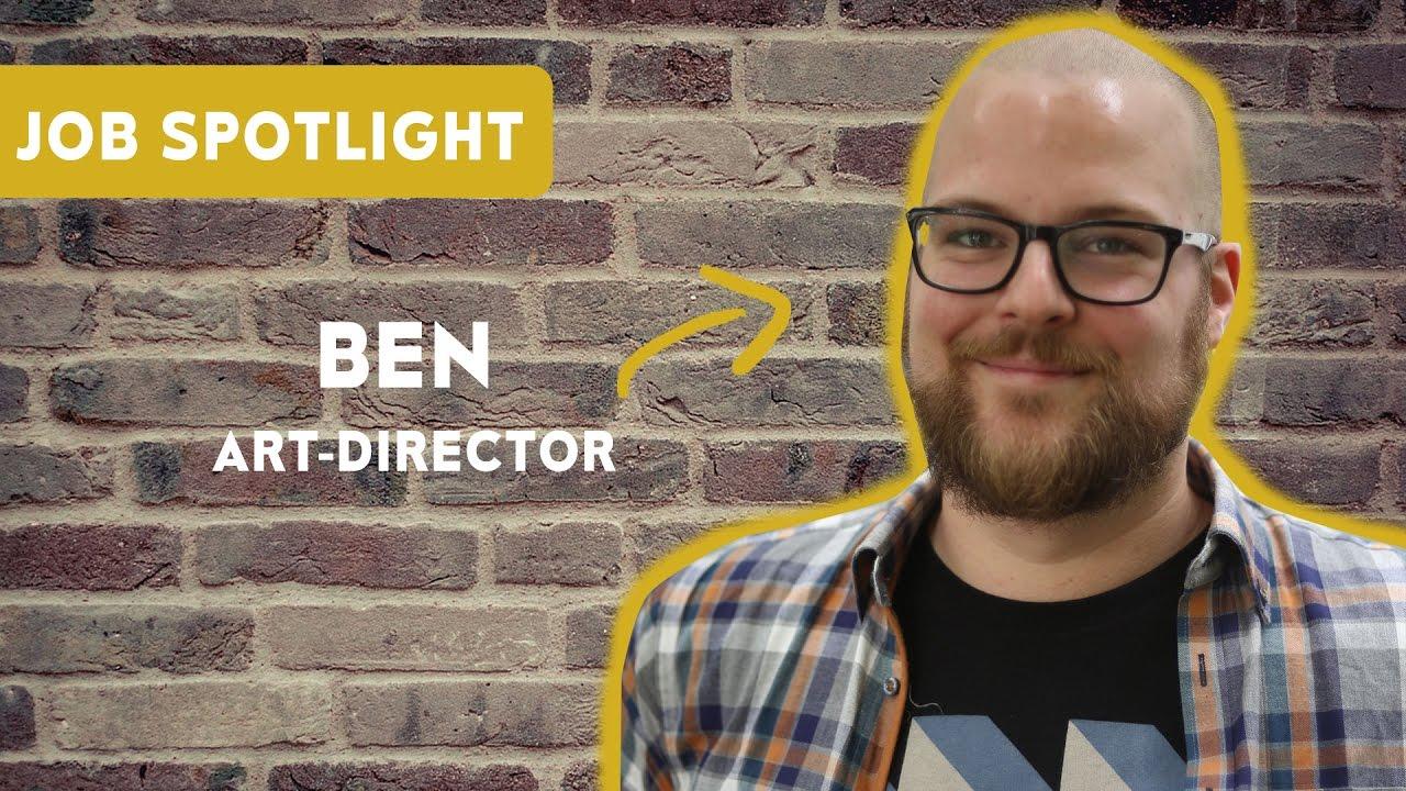 Art director benjamin koch im job spotlight youtube for Art director jobs berlin