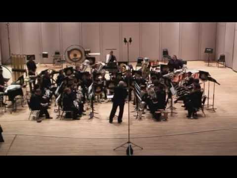 JMU Brass Band: Perihelion - Closer to the Sun (Sparke)