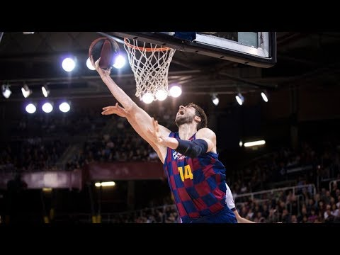 Barcelona Vs Unicaja Malaga | Liga ACB J13 | Part 2 |