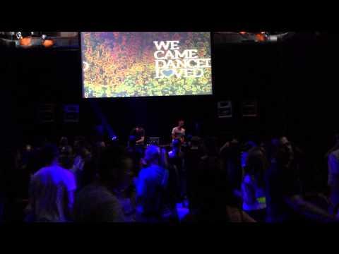 Tom Gotti  // INDUSTRIALYZER live [NL] // WCDL // Sat.02.05.15 // Marx Palast //
