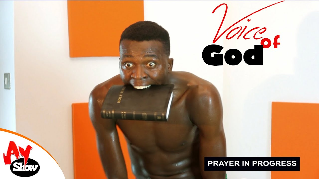Download Comedy Skit - Voice Of The Lord