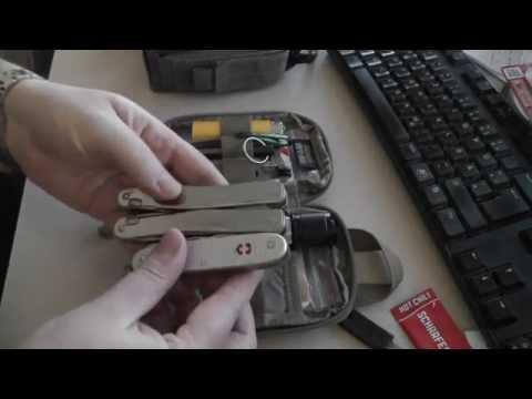Schon wieder EDC umräumen... Gear Werkzeug Multitool