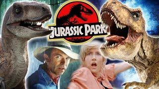 JURASSIC PARK (1993) | COMO O CLÁSSICO INFLUENCIOU O CINEMA MODERNO