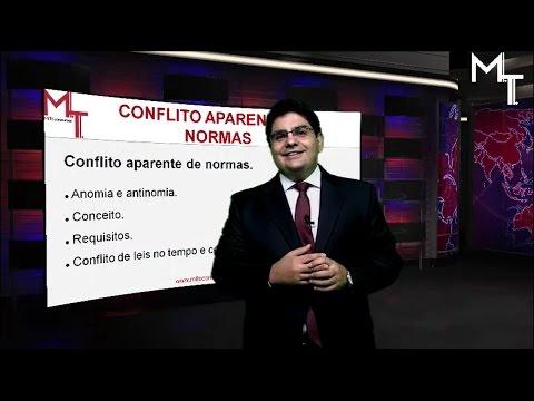 de Conflito Aparente de Normas Penais - Direito Penal - André Bueno da Silveira