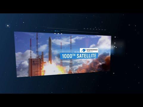 Arianespace set a new mark