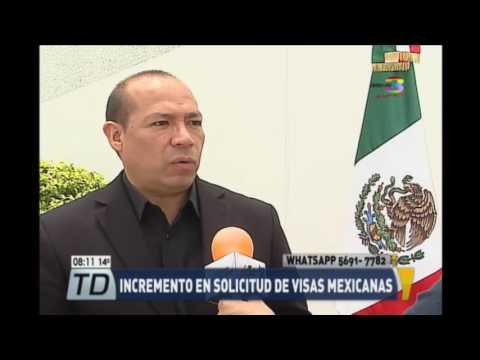 Los requisitos para viajar a México