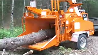 Medienos ir medžio atliekų smulkintuvai