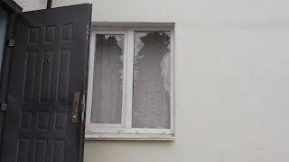 Выбило окна взрывной волной