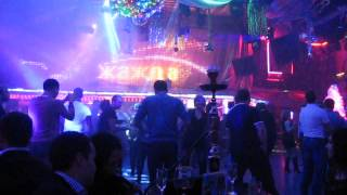 Ночной клуб Жажда в Москве(Отдыхаем в ночном клубе