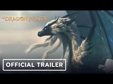 Netflix's The Dragon Prince Exclusive Season 3 Trailer