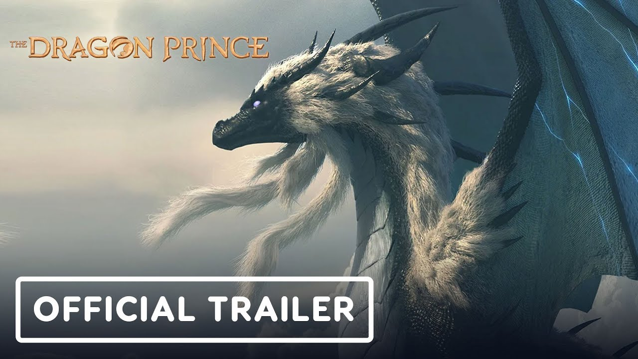 Download Netflix's The Dragon Prince Exclusive Season 3 Trailer