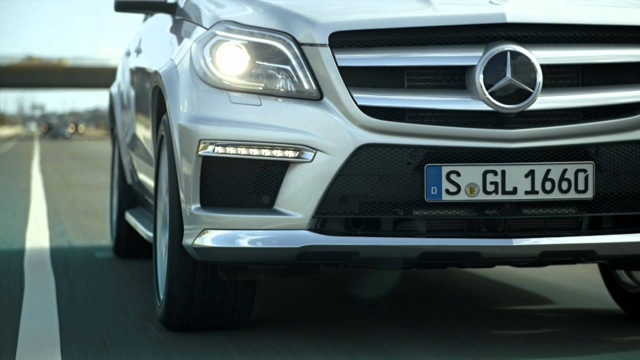 GL Chase  2013 MercedesBenz GLClass  New 7Passenger Luxury