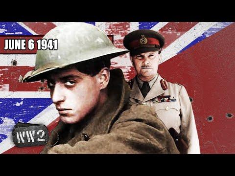British Officers Abandon