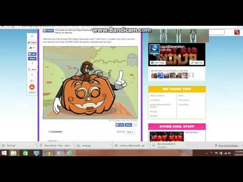 Halloween safety trips with jack o lantern