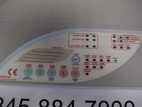 How to test your Channel Safety System sabre Fire Alarm system