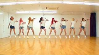 PARTY /SNSD(少女時代) Dance By Black Magnolia