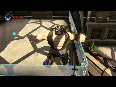 LEGO Batman 3: Beyond Gotham - Open World Free Roam Gameplay [HD]
