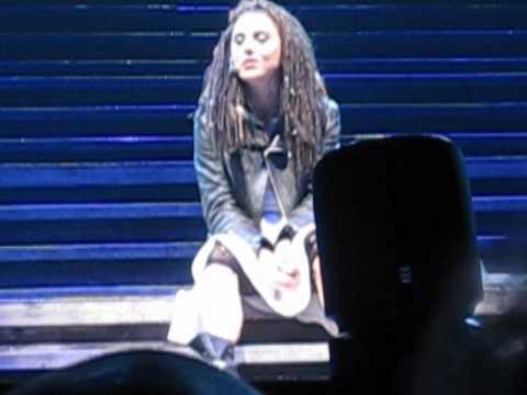 Jesus Christ Superstar - I Dont Know How To Love Him - Melanie C @ The o2 Dublin 13/10/2012