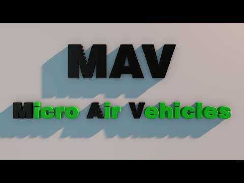 2014 Micro Air Vehicles competition