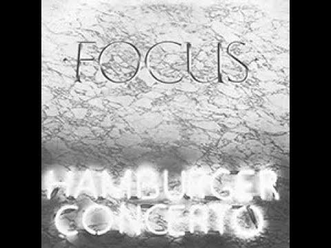 Harem Scarem FOCUS Hamburger Concerto 1974 LP