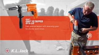 FEIN GWP 10 Tapping Drill