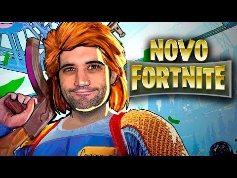 Seria esse jogo o NOVO Fortnite? De graça! - Radical Heights
