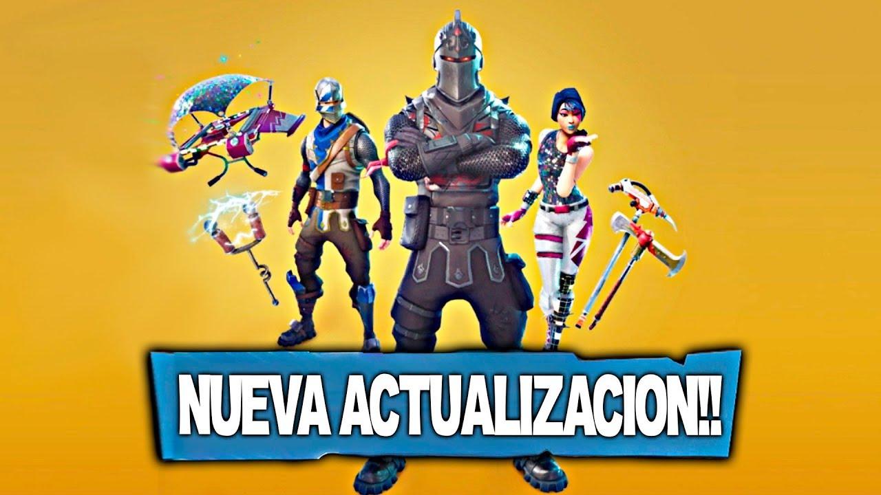 Nuevo Pase De Temporada Nueva Actualizacion Fortnite Battle Royale