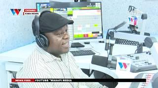 #LIVE: KURASA ZA MAGAZETI WASAFI FM - DECEMBER 17. 2019
