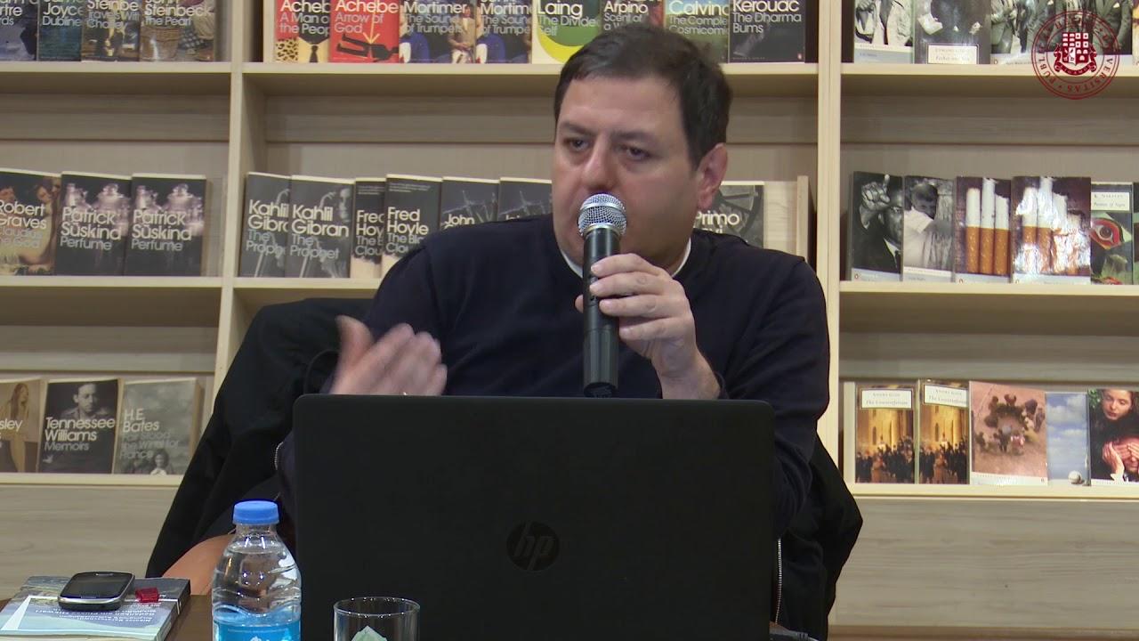 კოკა ბრეგაძის საჯარო ლექცია ნიკოლოზ ბარათაშვილი და ქართული რომანტიზმი