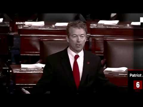 Rand Paul - Not Going to Take it Anymore #StandwithRand from YouTube · Duration:  1 minutes
