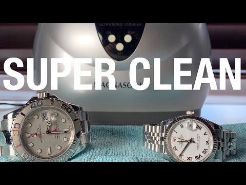 Cleaning Your Rolex, Breitling, Or Any Other Watch