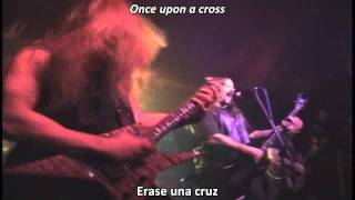 Deicide - Once Upon The Cross (Subtitulos Español Lyrics) (LIVE HOFFMAN)