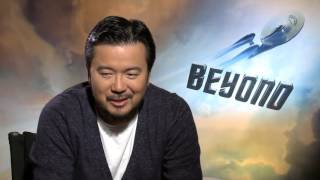 Star Trek Beyond Movie - Behind The Scenes With Justin Lin