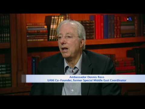 VOA Persian Exclusive Interview with Dennis Ross