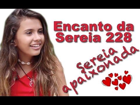 "Encanto da Sereia 228 ""Sereia apaixonada"""