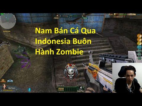 Bình Luận Truy Kích | M4 Lazer Hành Lạc Zombie Indonesia =)) ✔