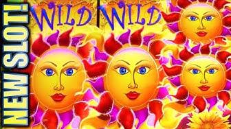 ★NEW SLOT! SUN WILDS★ 🤩 TRIPLE SPARKLE SOLSTICE CELEBRATION (KONAMI) Slot Machine Bonus