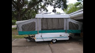 FOR SALE ⬘ 1992 Coleman Newport ⬘ Solar ⬘ Fully Loaded ⬘ Amazing ⬘ Boondock ⬘ New Tires ⬘ Houston