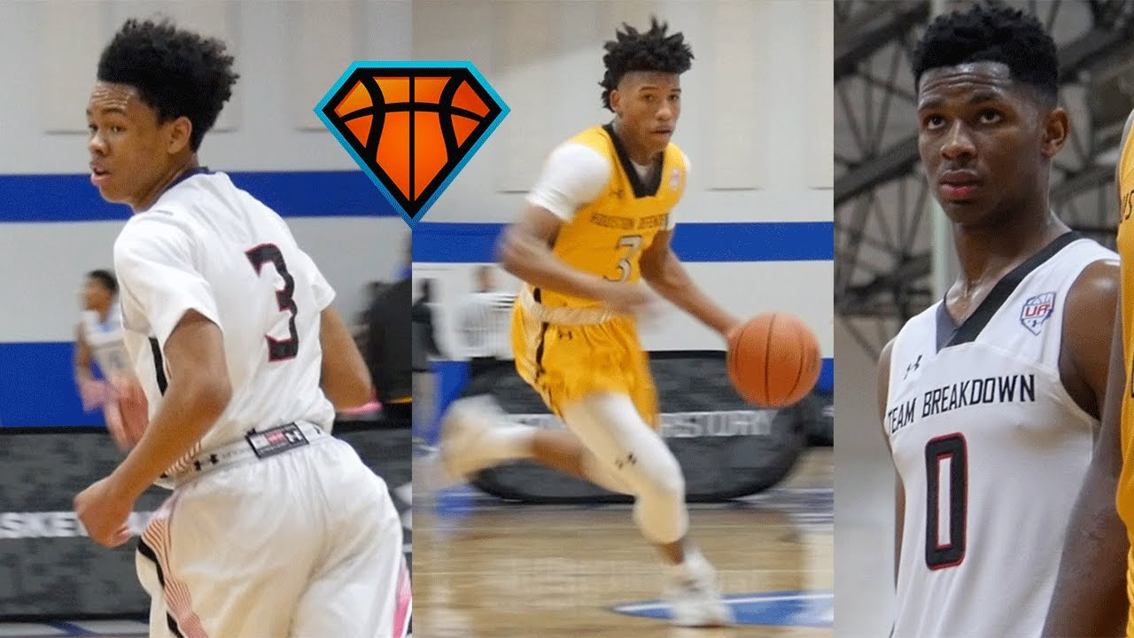 Elijah Weaver   Anfernee Simons TURN IT UP vs PJ Byrd   the Houston  Defenders to Remain UNDEFEATED!! b71290d65