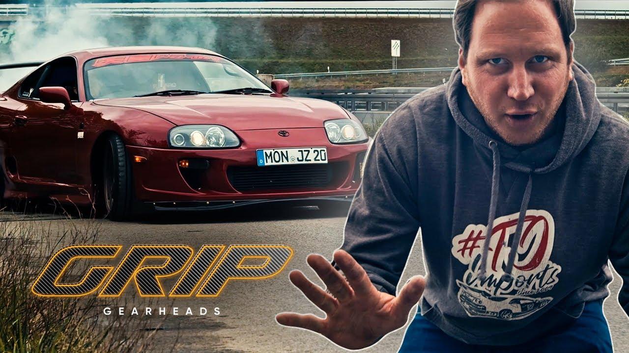 Download Japanische Sportwagen: Bis zu 1000 PS!  😮🔥  | GEARHEADS | GRIP - Das Motormagazin