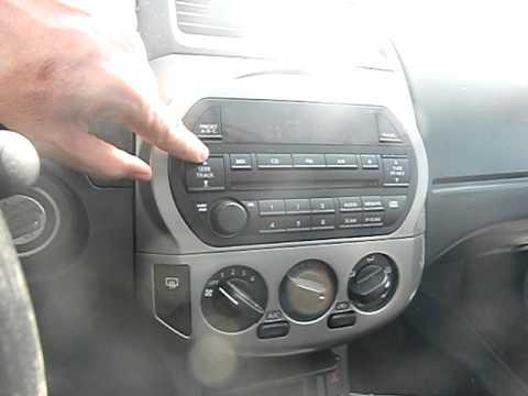 2003 Nissan Altima Radio And Cd Test 3734 Youtube