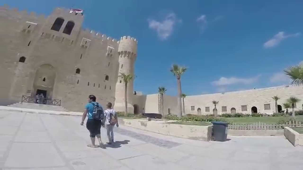 citadel of qaitbay  old lighthouse of alexandria lighthouse of alexandria ruins lighthouse of alexandria ruins