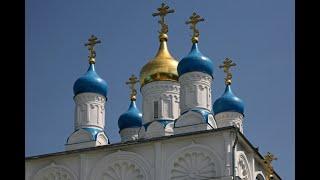 Колокольные звоны в храме Петра и Павла в  Лефортово
