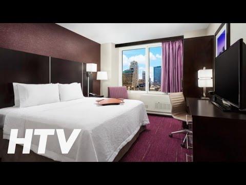 Hotel Hampton Inn Times Square Central En New York