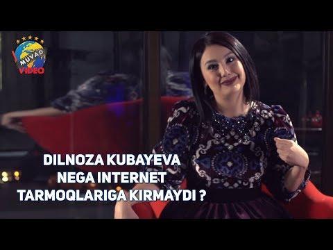 Dilnoza Kubayeva bilan ochiq suhbat (Nega internet tarmoqlariga kirmaydi?)