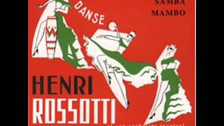 Henri Rossotti et son Orchestre Tropical: Charibango